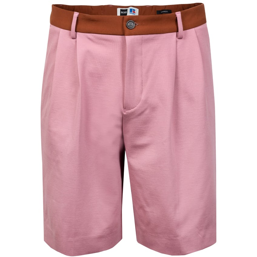 x Russell Athletic Pollock Shorts Pastel Pink 0