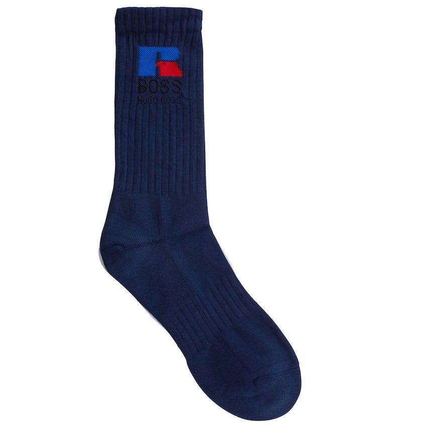 x Russell Athletic Crew Sock Dark Blue