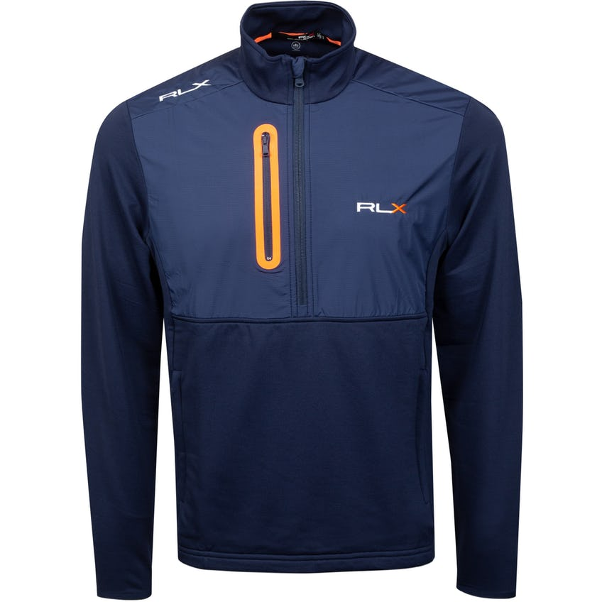 Thermal Tech Long Sleeve Half Zip French Navy 0