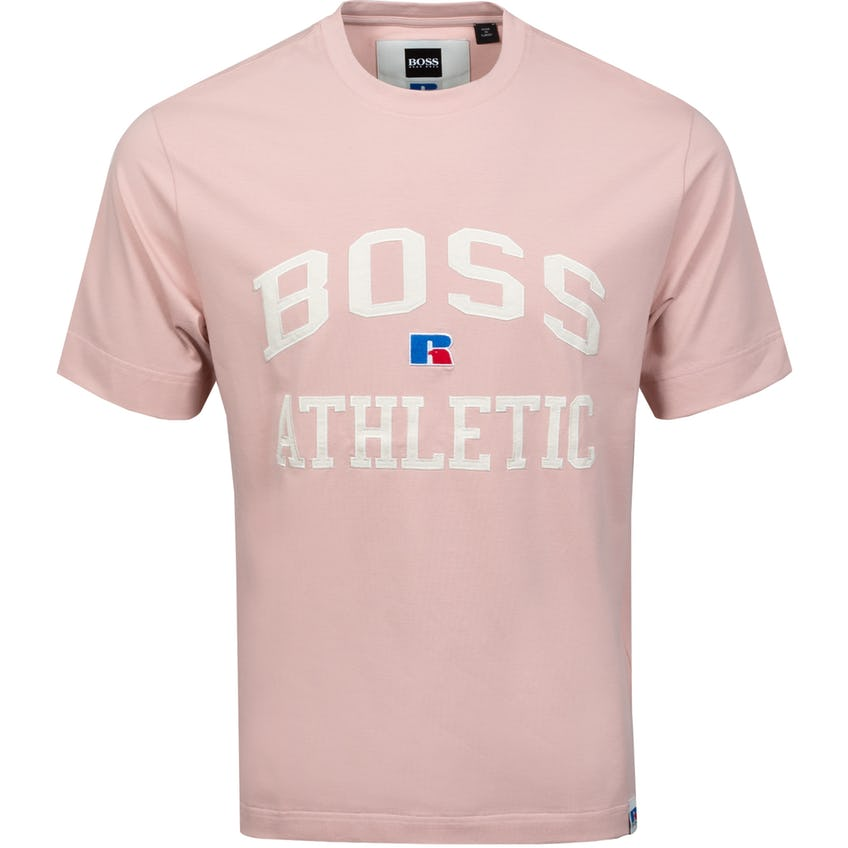 x Russell Athletic T-Shirt Pastel Pink 0