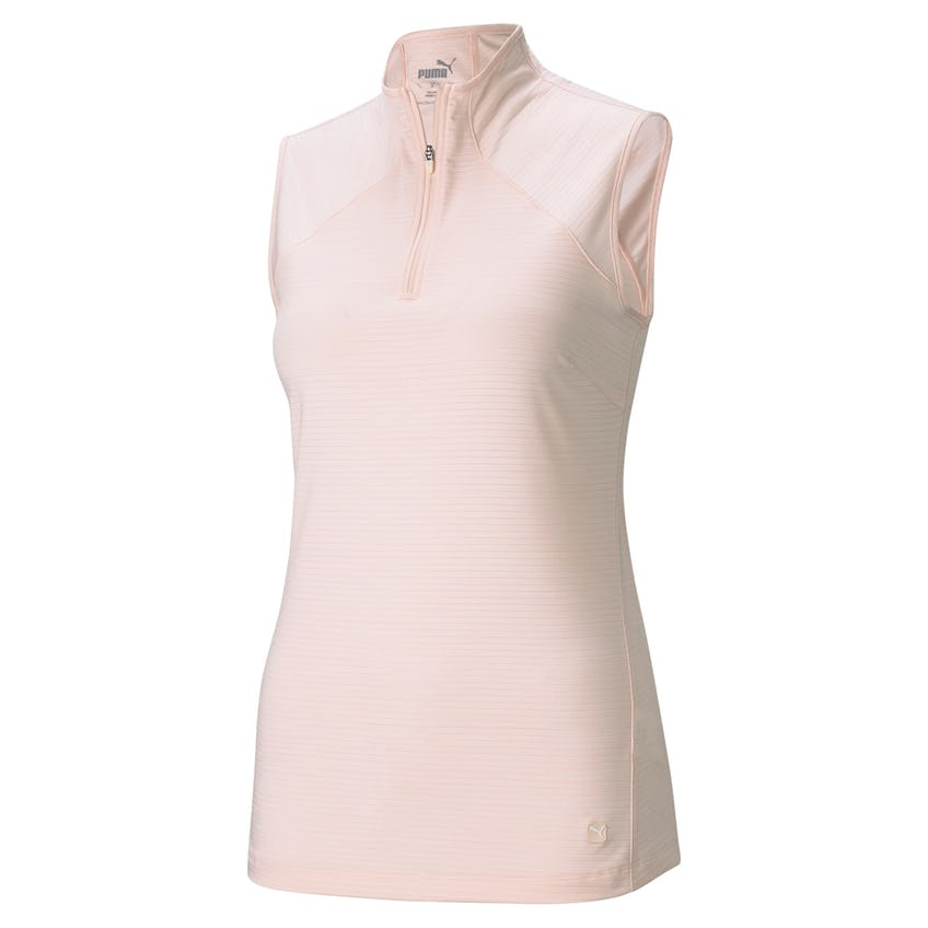 Womens Daily Mockneck Cloud Rose Heather 0