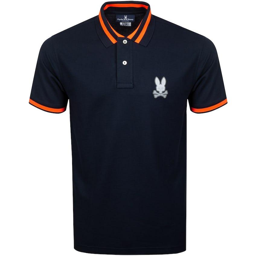 Rushup Polo Shirt Navy 0