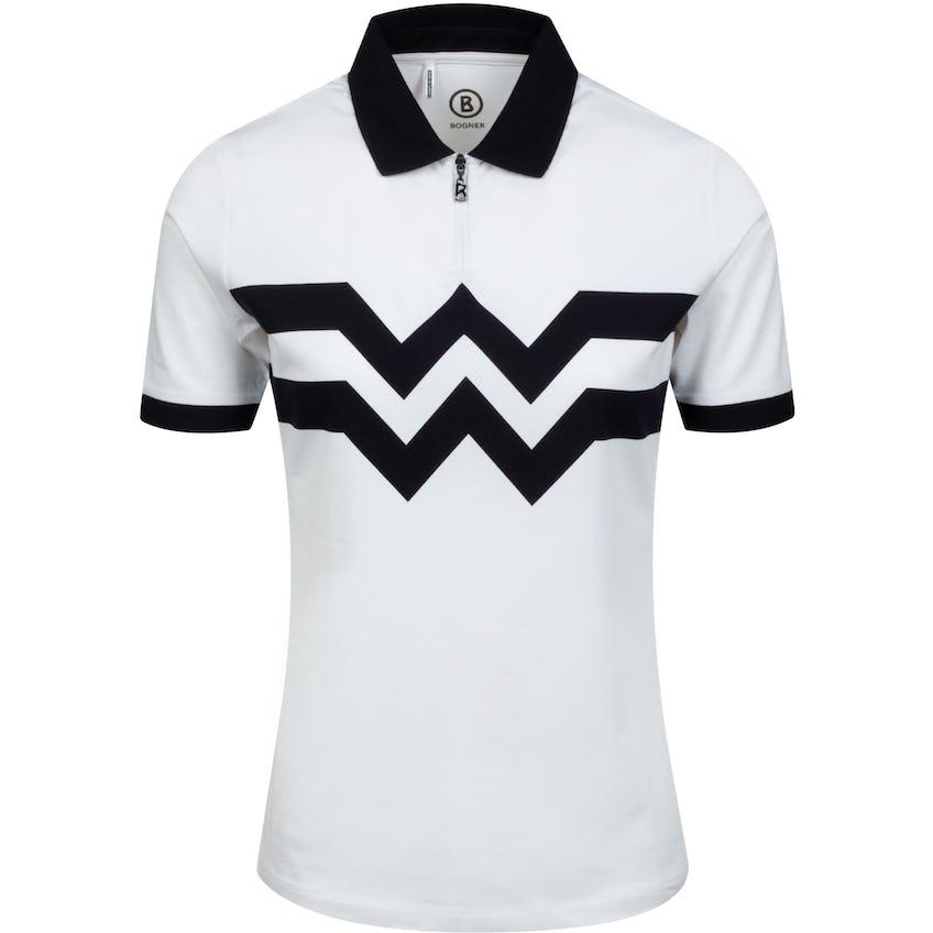 Mariana Polo Shirt White/Black 0