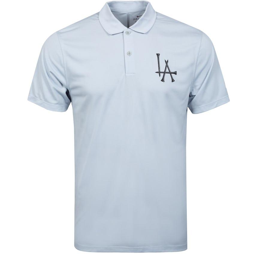 x Nike LA Dri Fit VCTRY Polo Shirt Grey 0