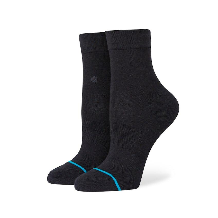 Womens Lowrider Socks Black 0