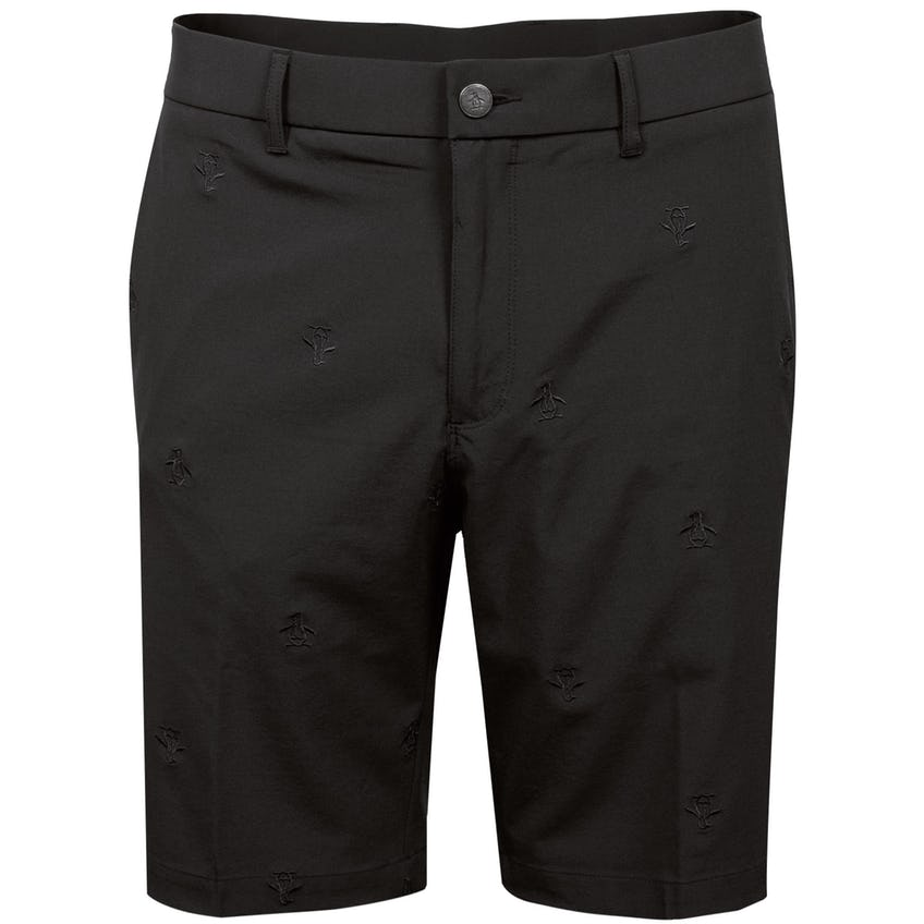 All Over Pete Embroidered Short Caviar 0