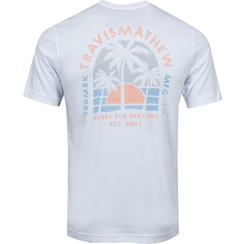 Superyacht T-Shirt White 0