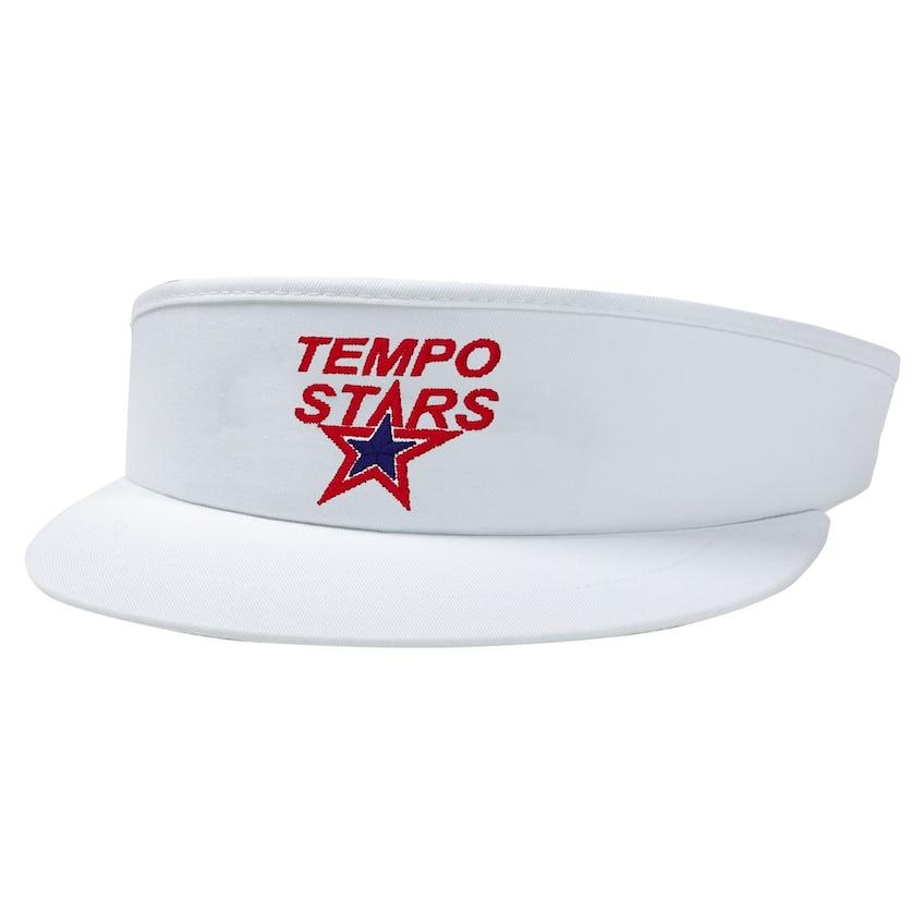 Tempo Stars Tour Visor White - SS21 0