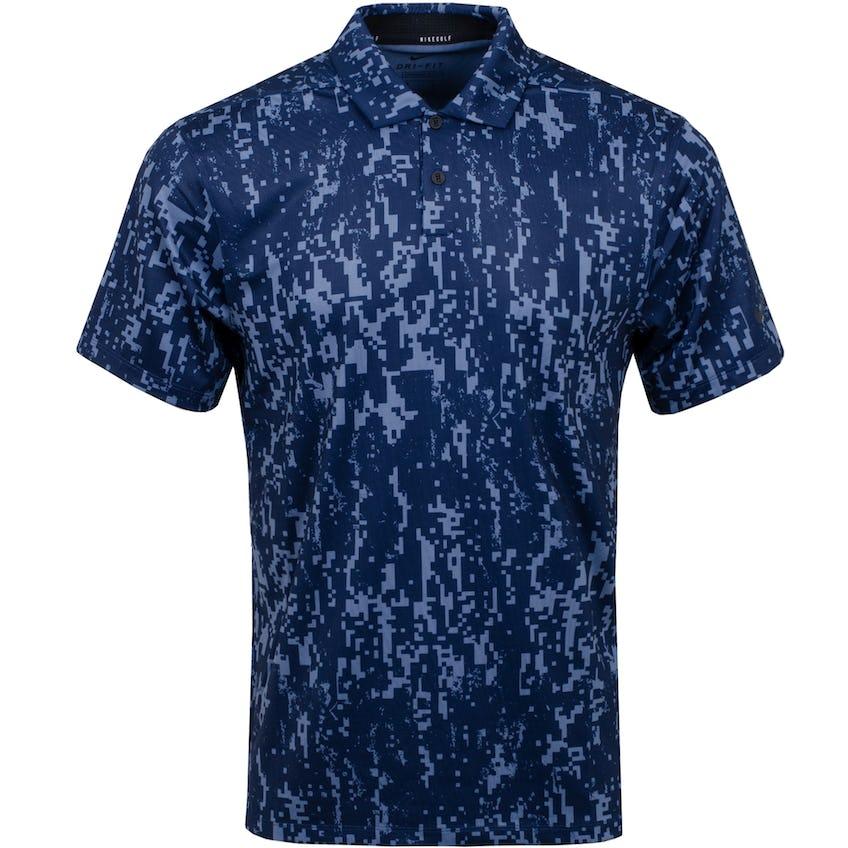 Dri-FIT Vapor Graphic Polo Shirt Obsidian/Black 0