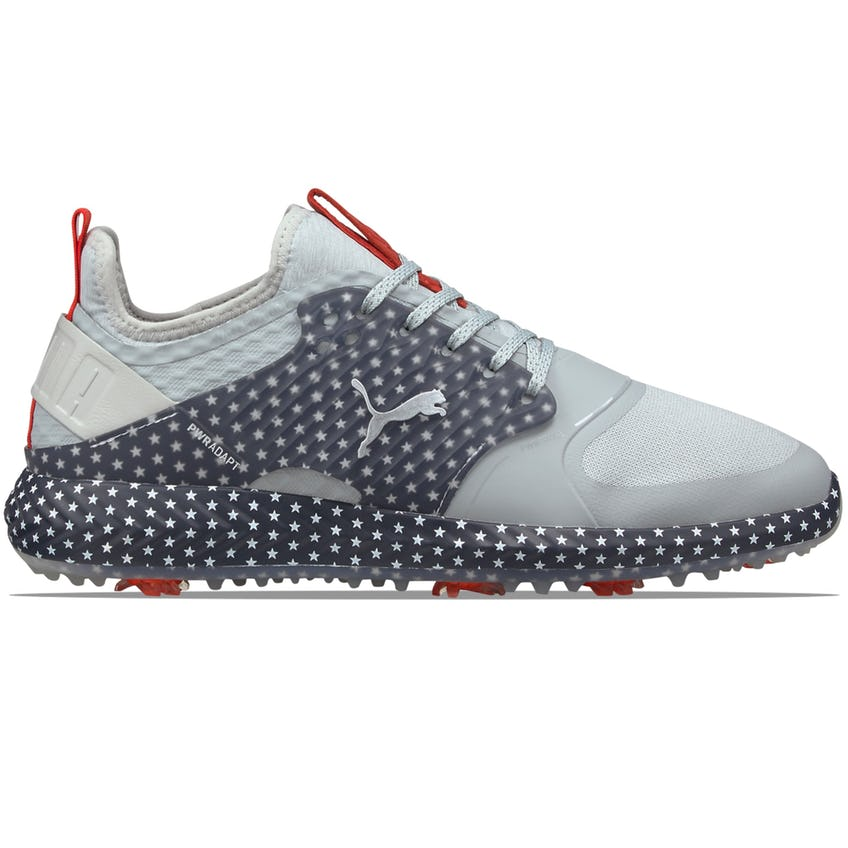 Ignite PWRADAPT Caged USA High Rise/Navy/High Risk Red 0
