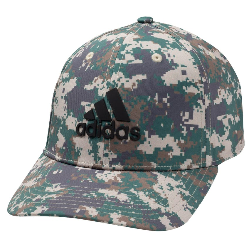 Tour Camo Print Cap Military Green 0