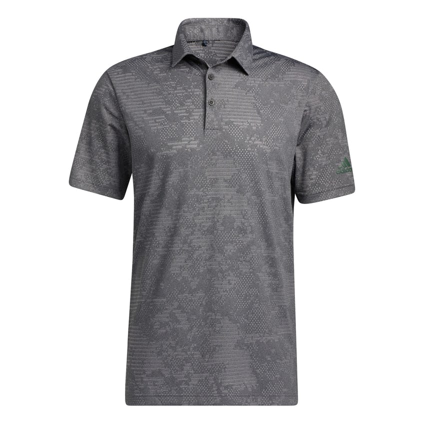 Camo Polo Shirt Green Black/Grey Three - SS21 0