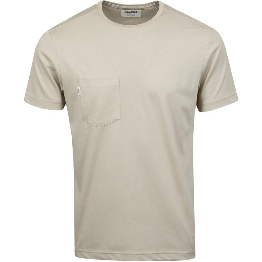 Aldo Crew T-Shirt Sand 0