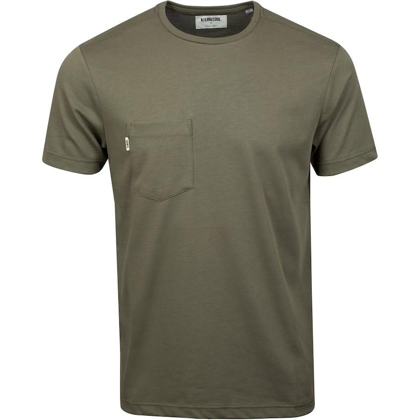 Aldo Crew T-Shirt Sandalwood 0