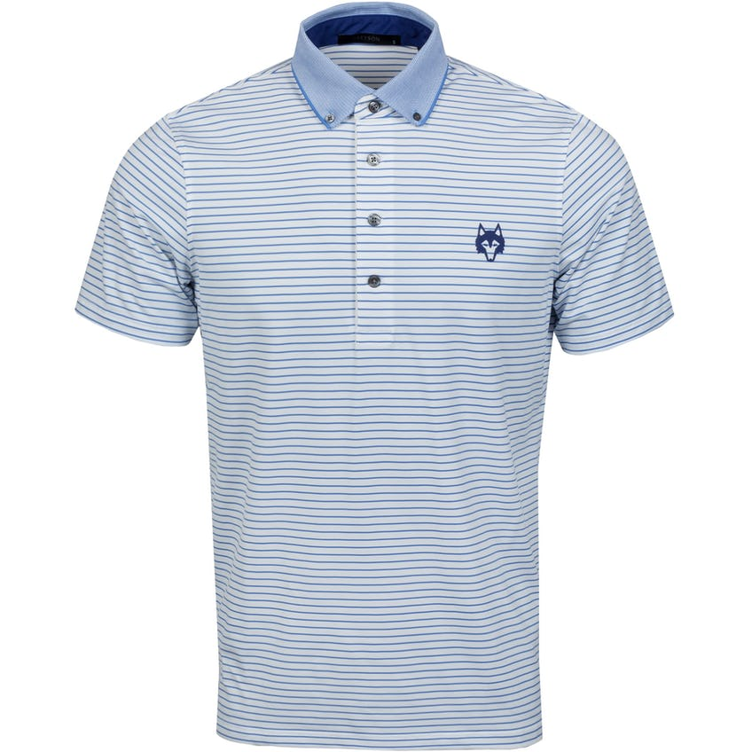 Saginaw Polo Shirt Stream 0
