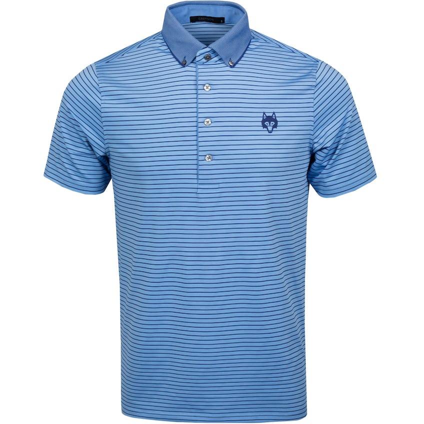 Saginaw Polo Shirt Sky 0