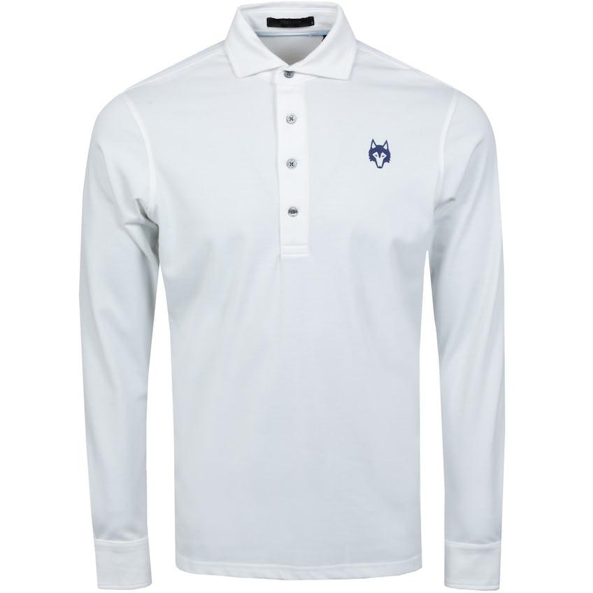 Omaha LS Polo Shirt Arctic 0