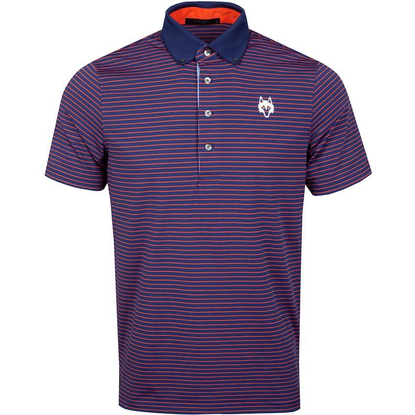 Saginaw Polo Shirt Tiger 0