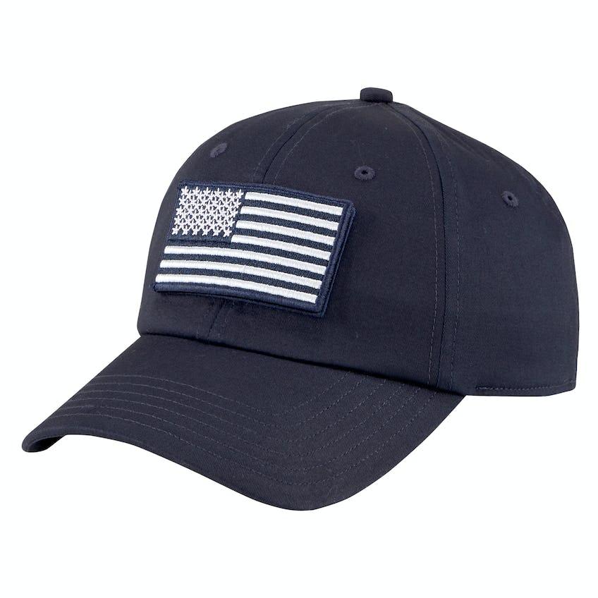 Volition Tactical Patch Snapback Cap Navy Blazer 0