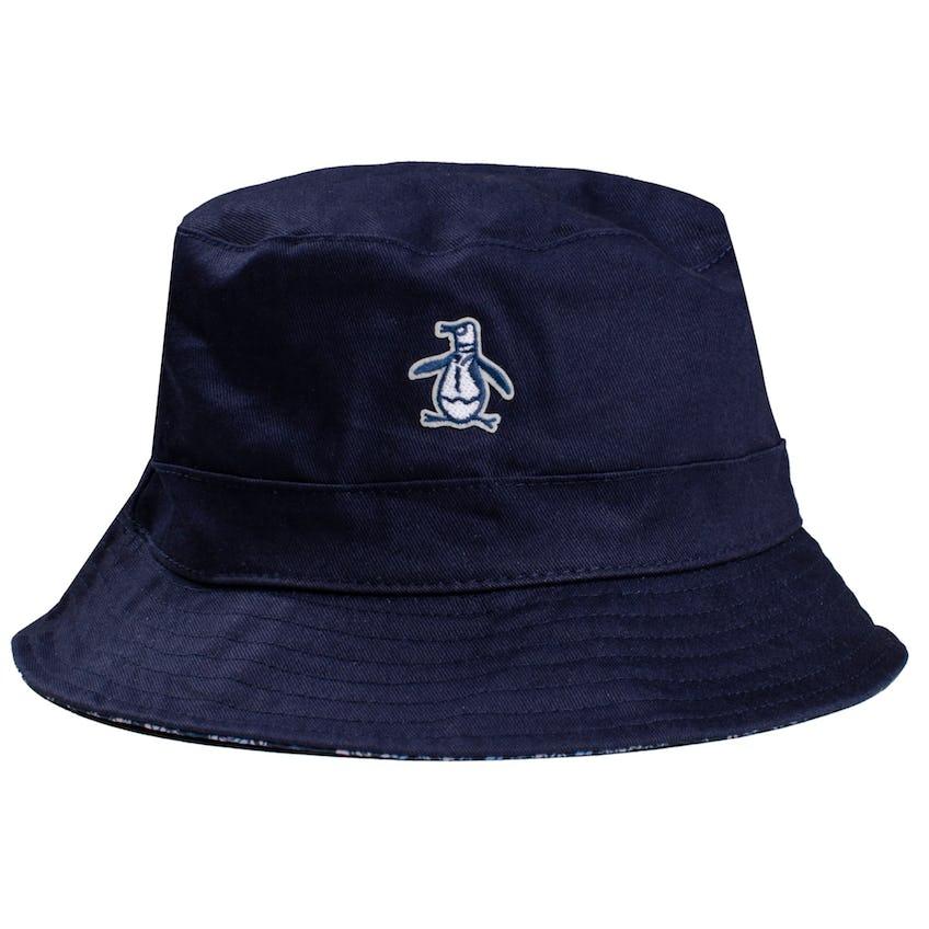 Reversible Bucket Hat Black Iris 0