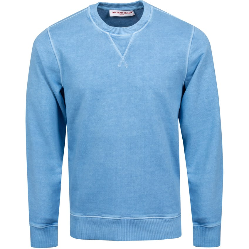 Hobden Crewneck Sweatshirt Washed Capri 0