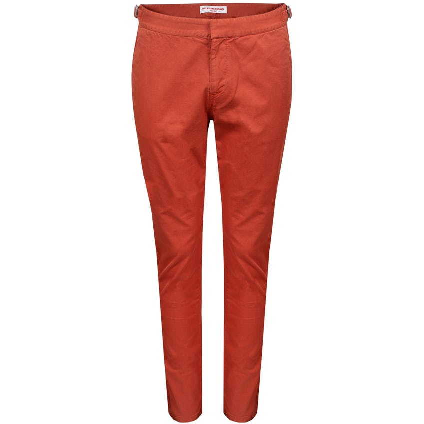 Campbell Slim Fit Trousers Vintage Rose 0