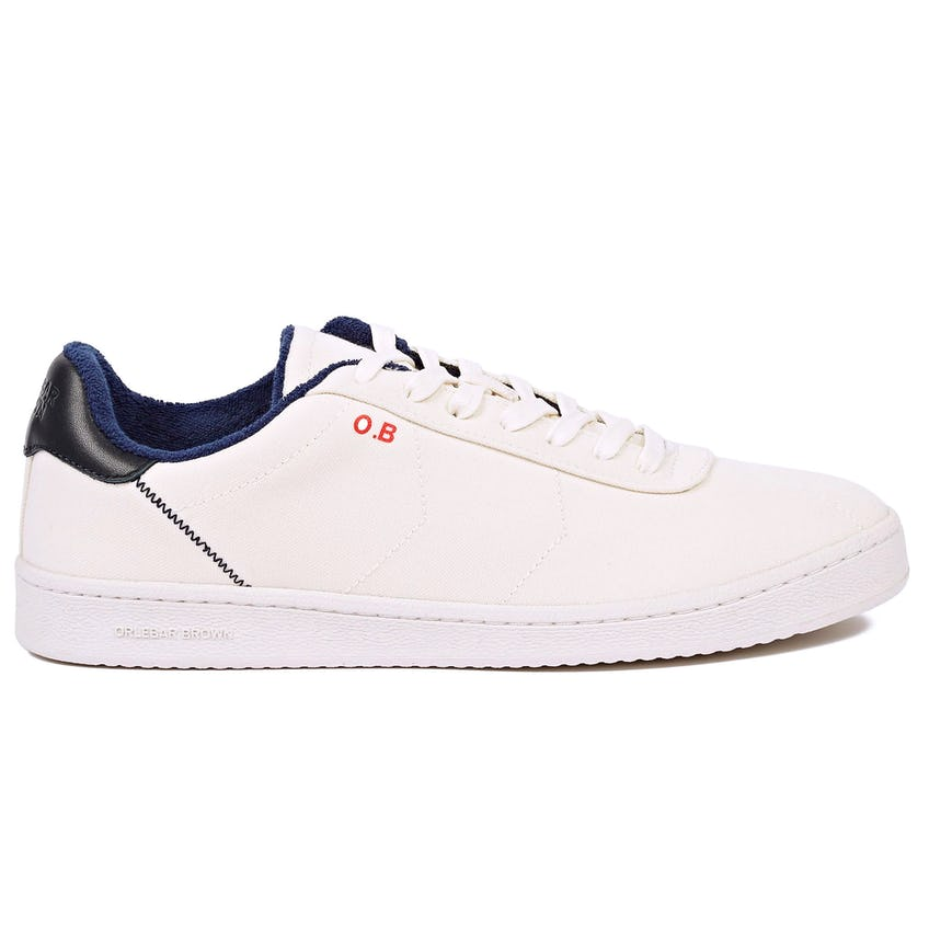 Carmel Shoes Off White/Navy 0
