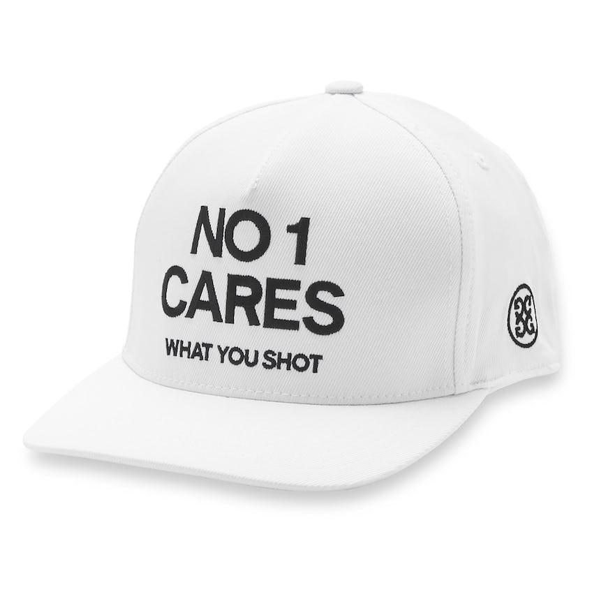 No 1 Cares Snapback Snow 0