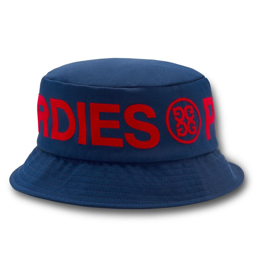 Pray For Birdies Bucket Hat Twilight 0