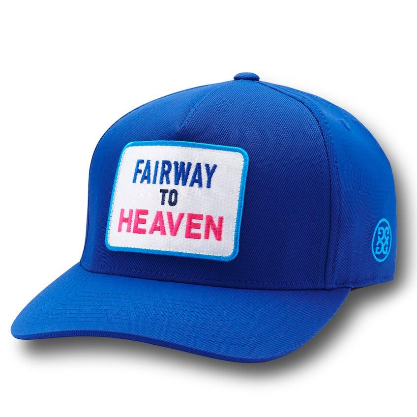 Fairway To Heaven Snapback Racer 0