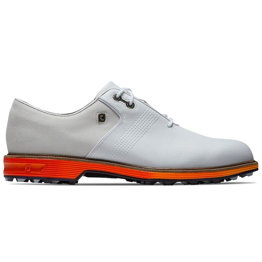 Premiere Sunset Flint (WIDE) Golf Shoes White/Orange 0