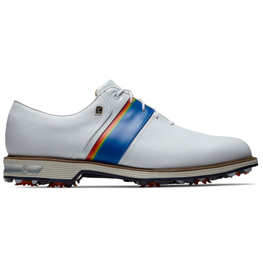 Premiere Pacific Packard (WIDE) Golf Shoes White/Sunset 0