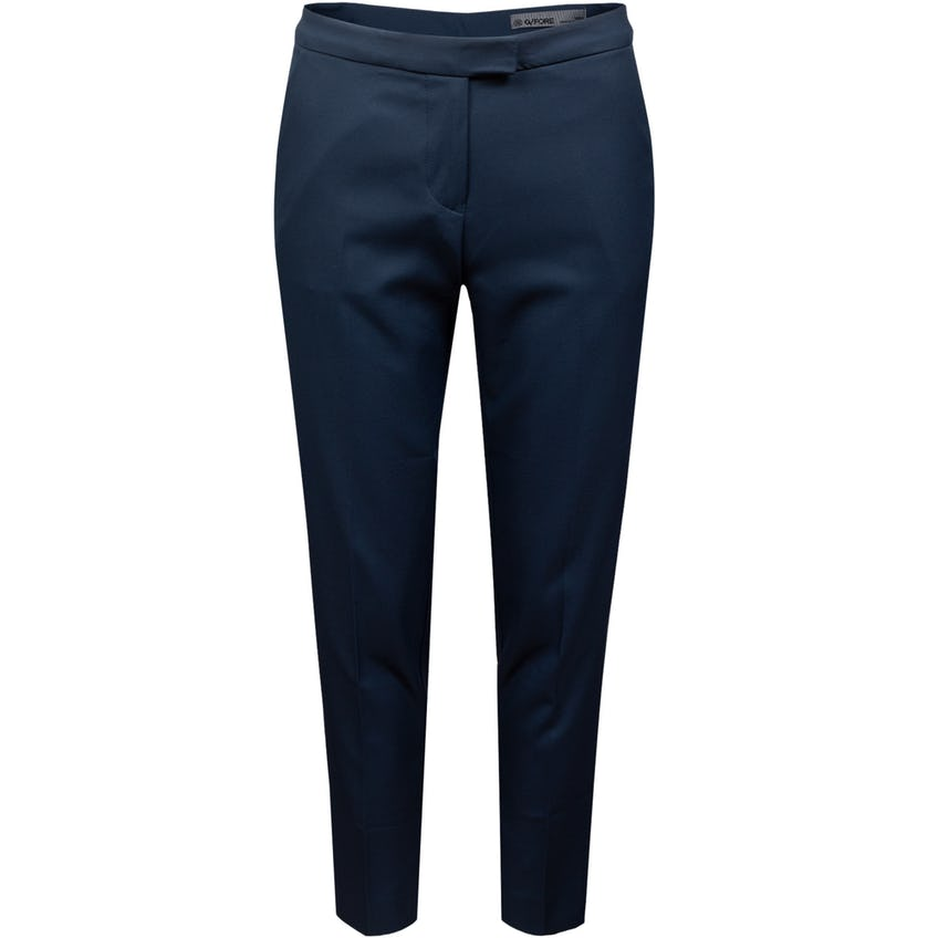 Womens Straight Leg Tux Trouser Twilight 0