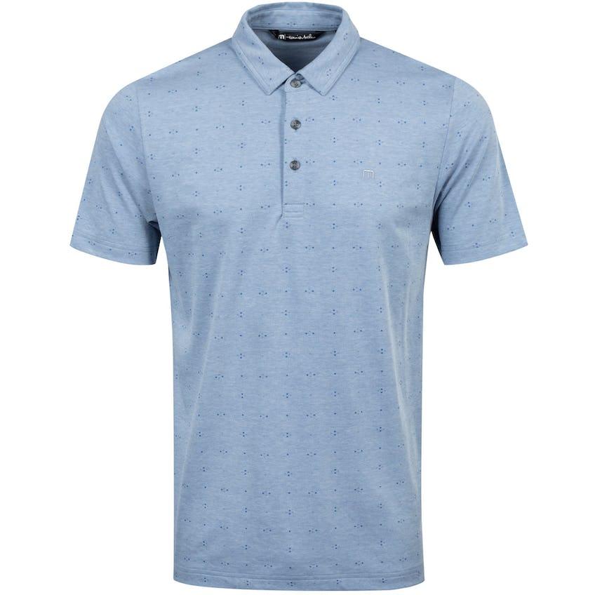 Brew Boys Polo Shirt Heather Federal Blue 0