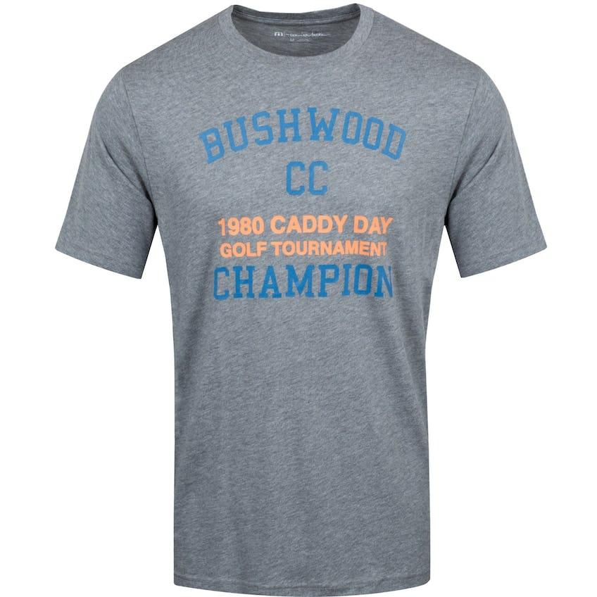 Caddy Day T-Shirt Heather Grey/Federal 0