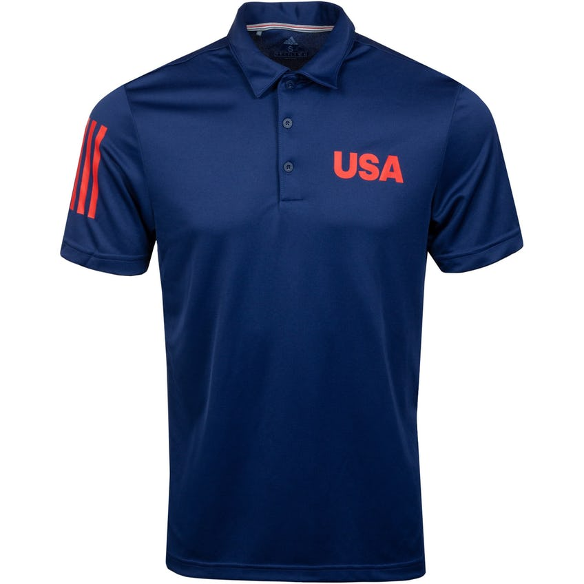 USA Olympic Golf Polo Dark Blue 0