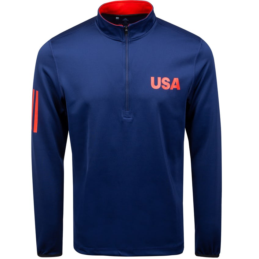 USA Olympic Golf Layering Dark Blue/Red 0