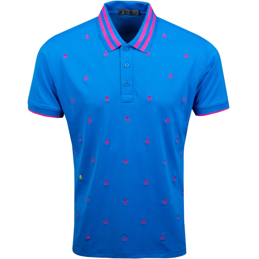Skull & T's Embroidered Polo Racer 0