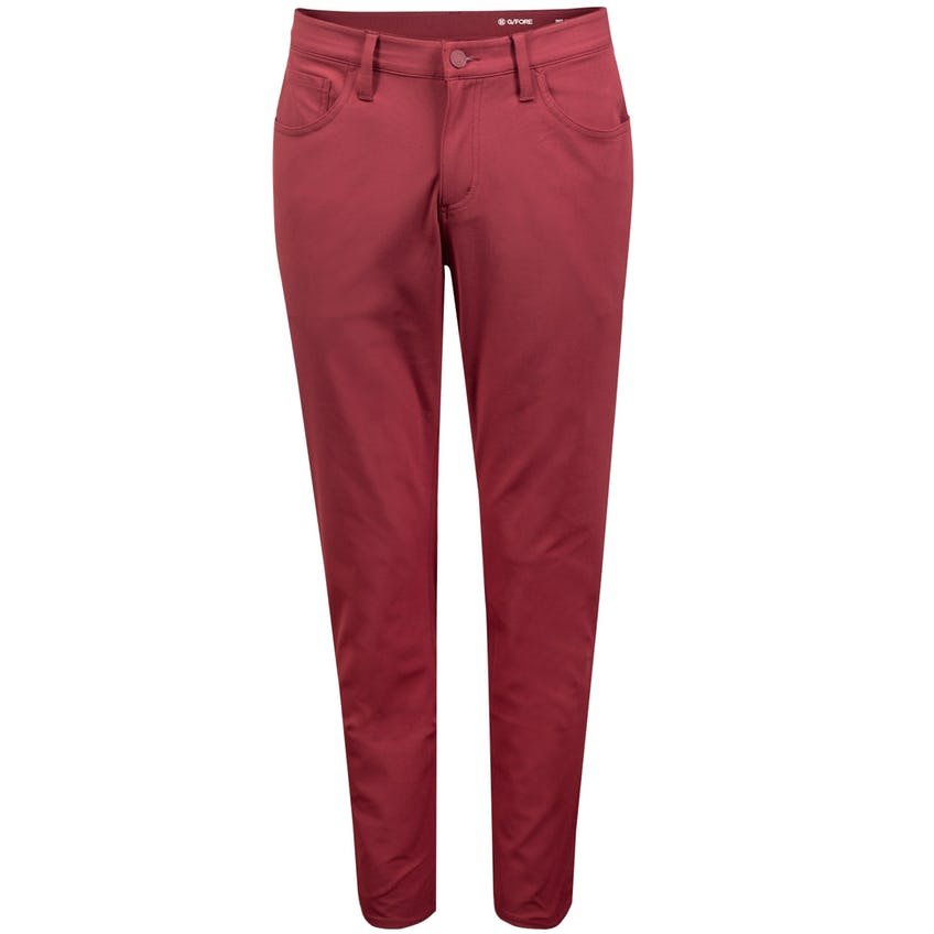 Tour Five Pocket Trousers Cabernet 0