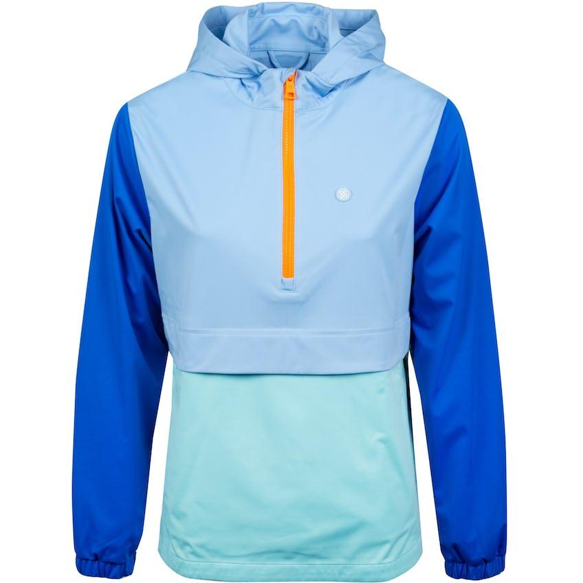 Womens Colour Block Pullover Jacket Baja 0