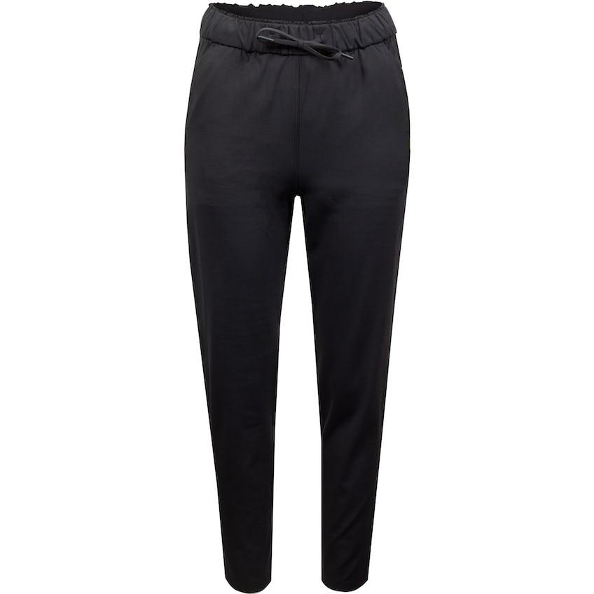 x TRENDYGOLF Womens Stretch High-Rise 7/8 Pants Black 0