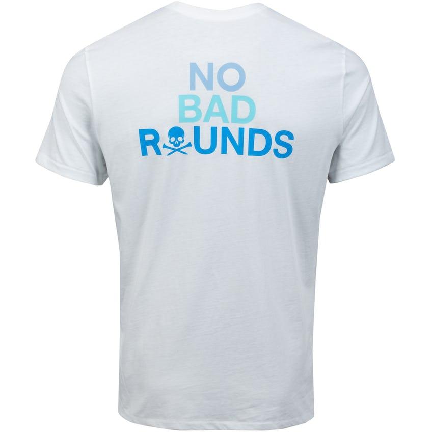 No Bad Rounds Tee Snow 0