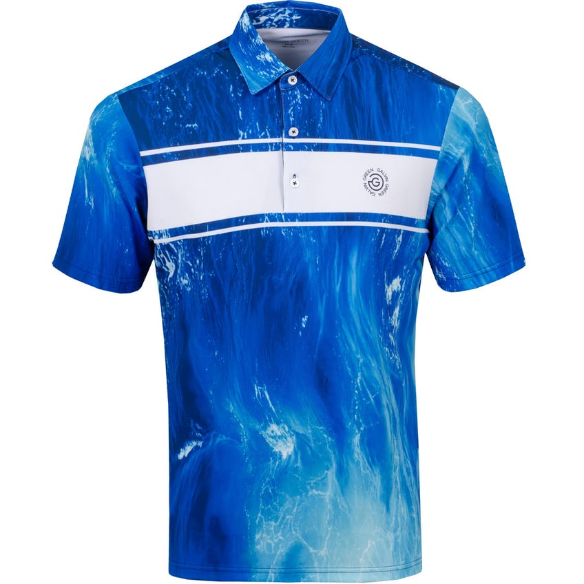 Manfred Ventil8+ Polo White Blue 0