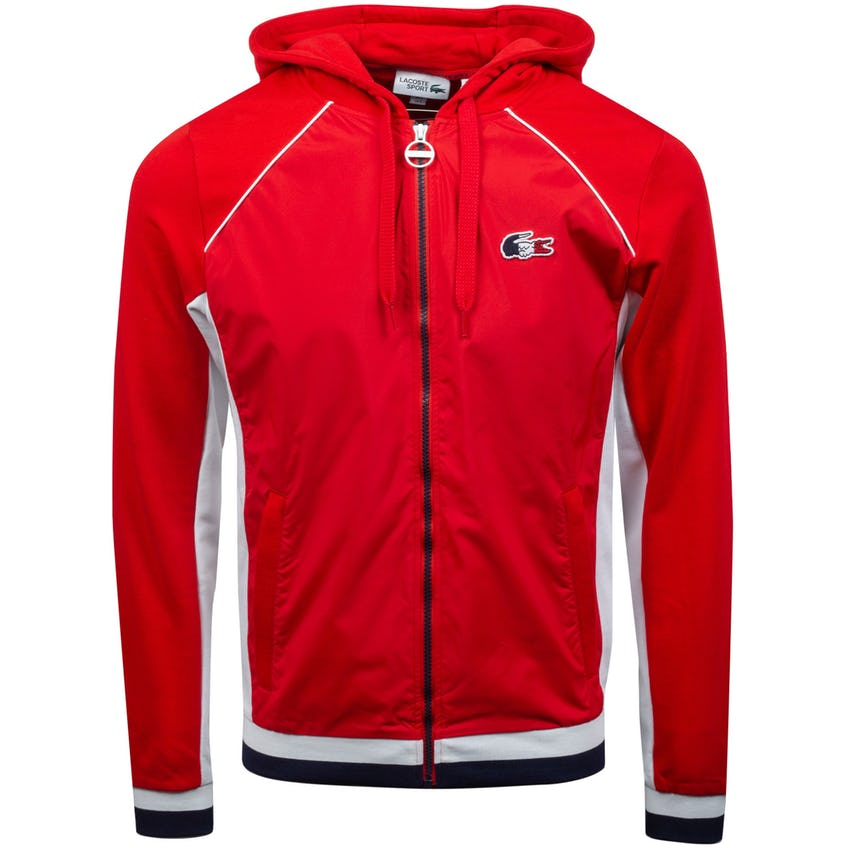 Olympic Collection Non-Brushed Fleece Red/White/Blue 0