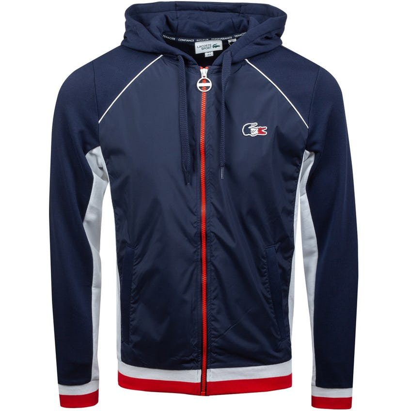 Olympic Collection Non-Brushed Fleece Blue/White/Red 0