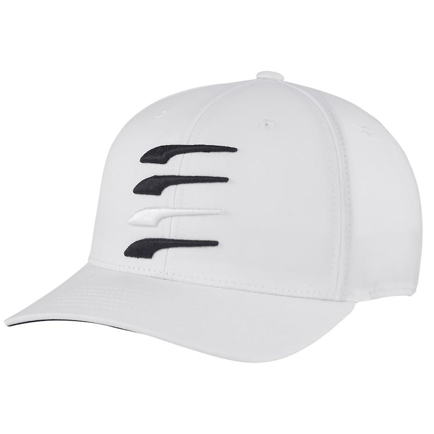 Moving Day 110 Snapback Cap Bright White/Puma Black 0