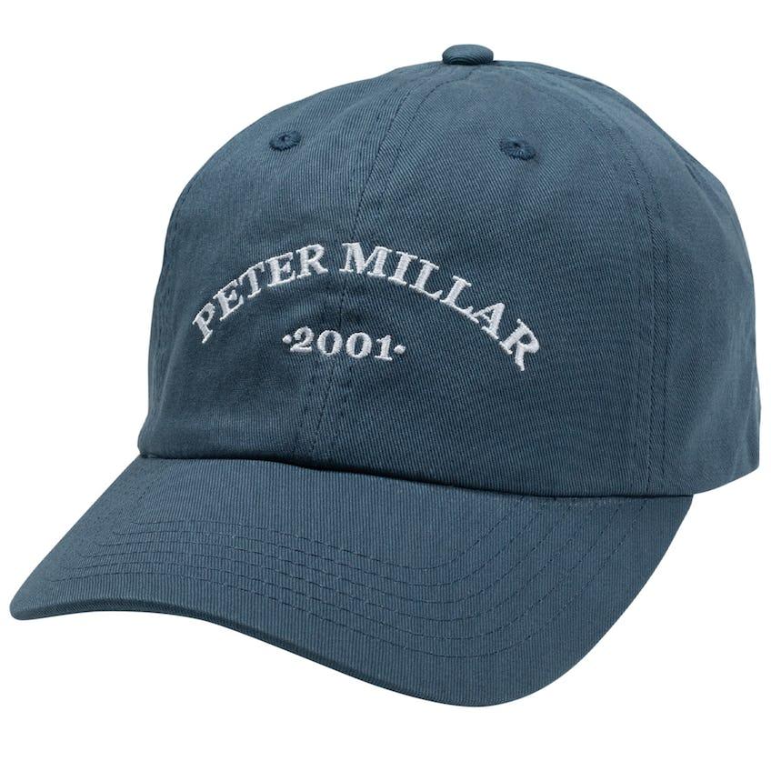 PM 2001 Hat Breaker Blue 0