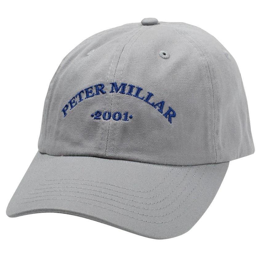 PM 2001 Hat Light Grey 0