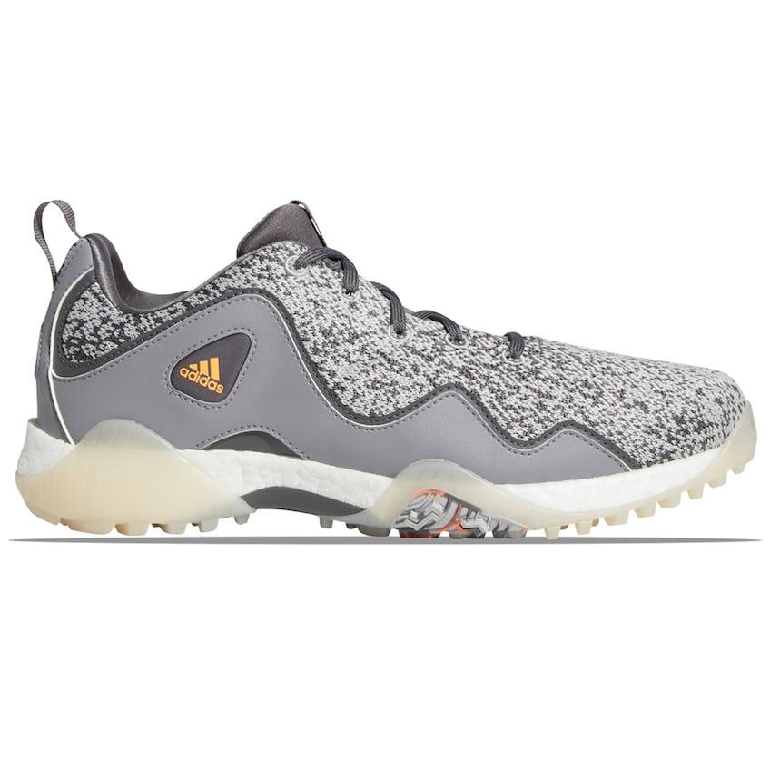 Codechaos 21 Primeblue Spikeless Golf Shoes Grey Five/Screamora/Grey Three 0