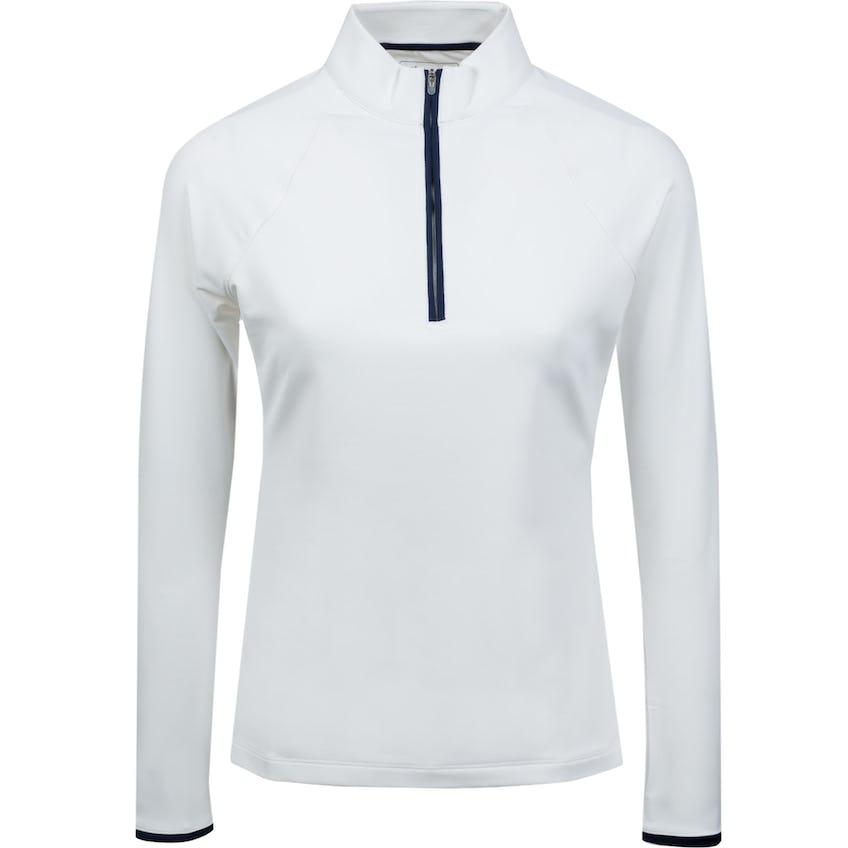 Womens Raglan Sleeve Perth Layer White 0